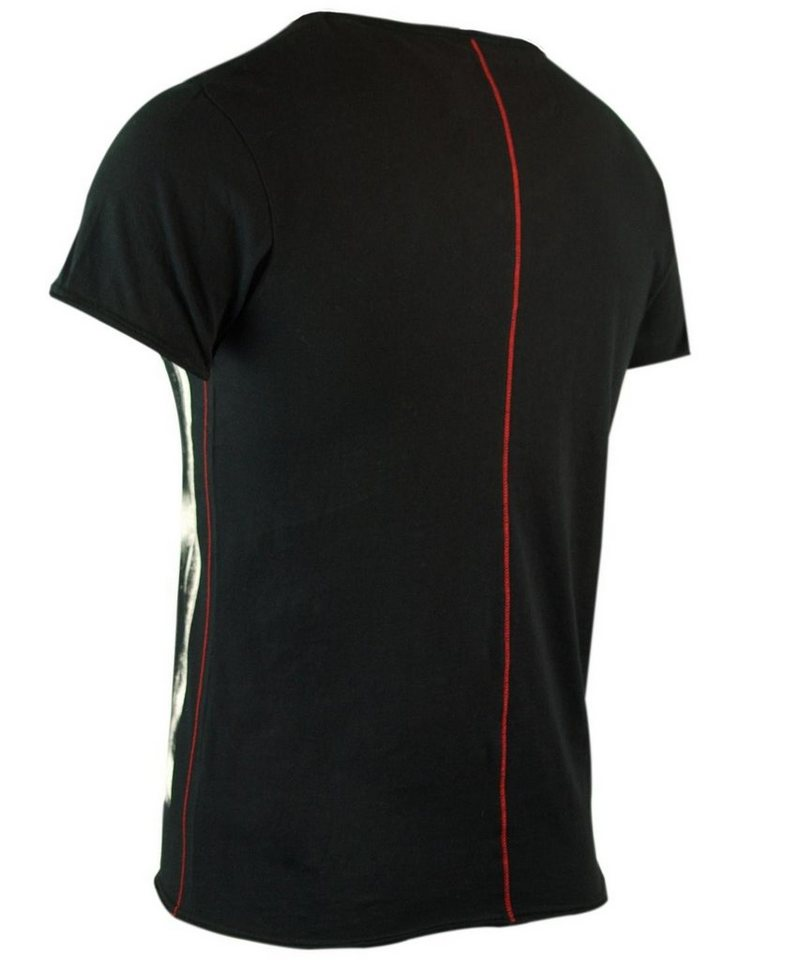 - Herren trueprodigy T-Shirt Playing Girls schwarz, weiß | 04057124000306