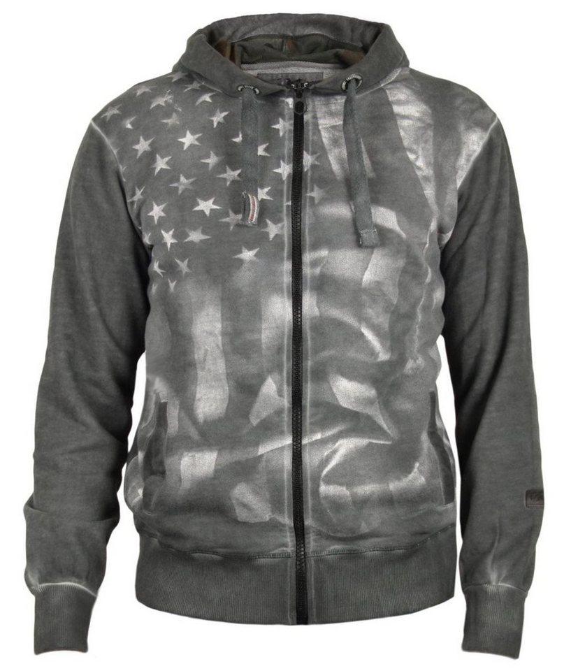 - Herren trueprodigy Sweatshirt American Classic grau | 04057124004830