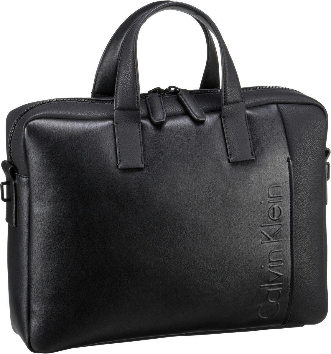 Calvin Klein Aktenmappe »Elevated Logo Slim Laptop Bag«