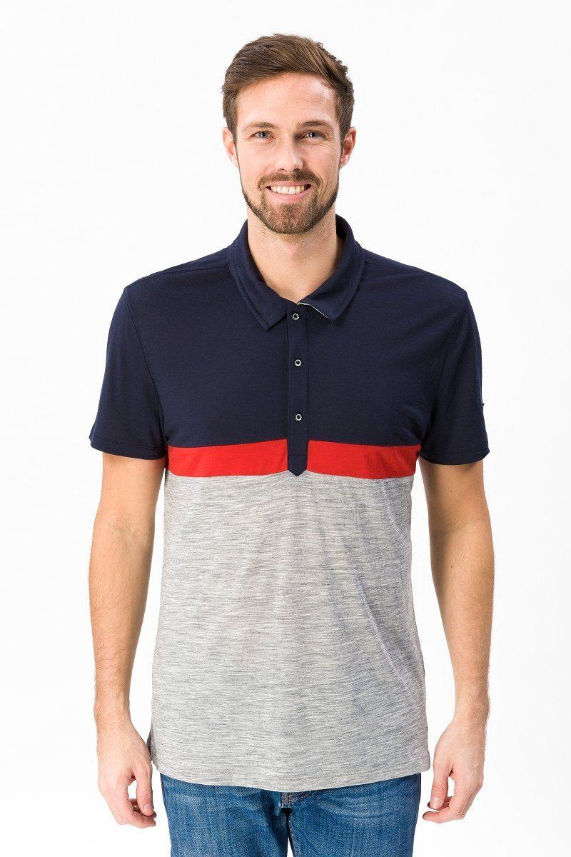 Tone Three Polo« »m natural Poloshirt Super v7IOSBw