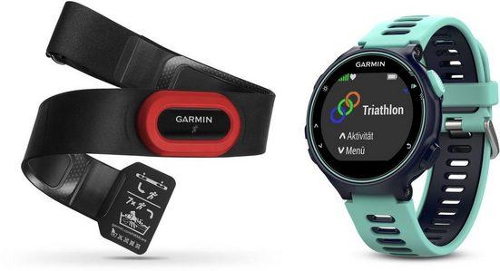 Garmin Activity Tracker »Forerunner 735XT, Europe Run Bundle«