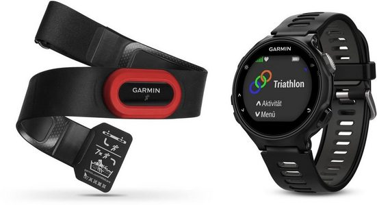 Garmin Activity Tracker »Forerunner 735XT, Europe Run Bundle«
