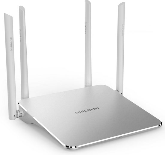 Phicomm Router »KE 2P AC 1300 Dual Band Gigabit Wireless Router«