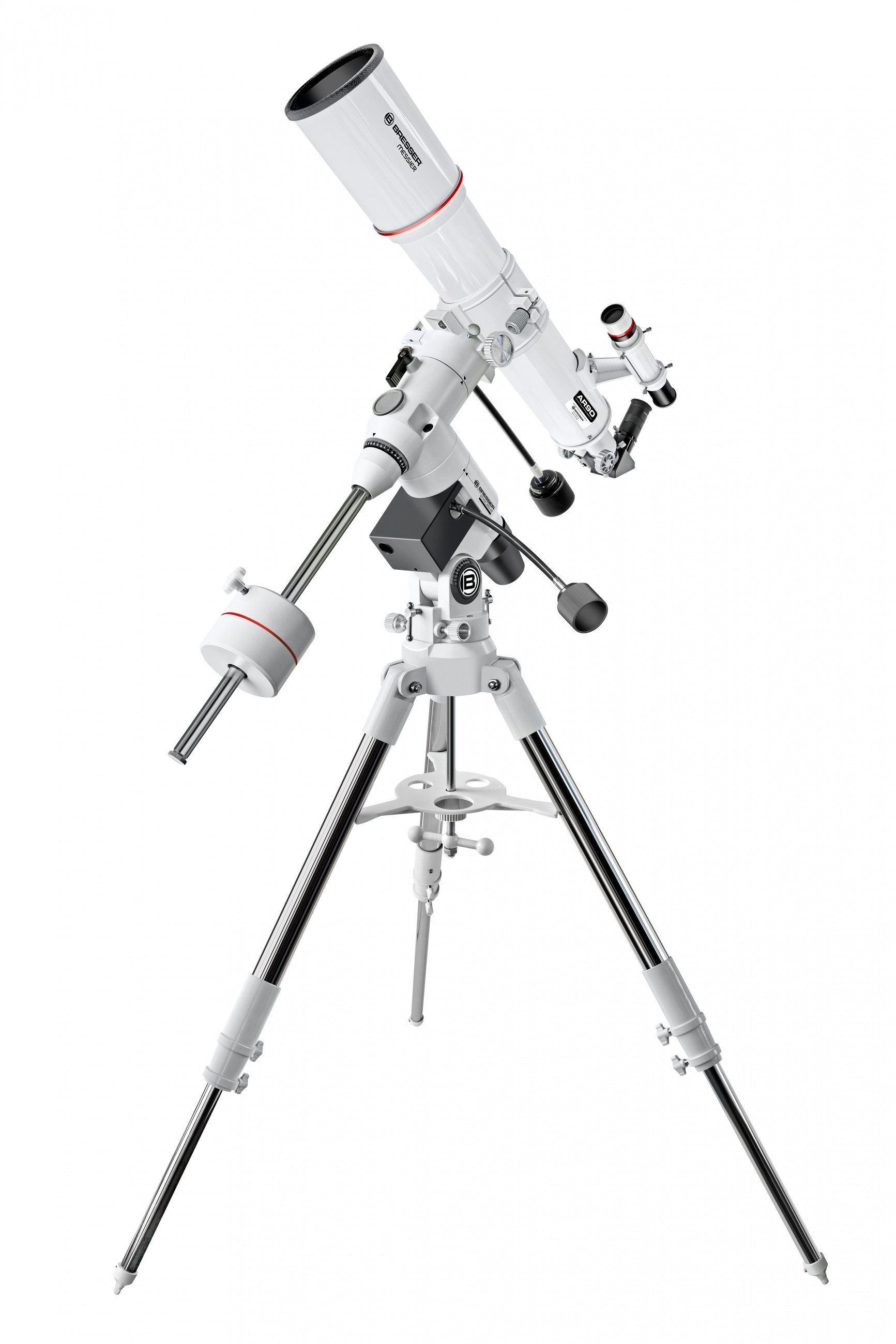 Bresser Teleskop »Messier AR-90s/500 EXOS-2/EQ-5«