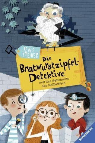 Gebundenes Buch »Die Bratwurstzipfel-Detektive und das...«