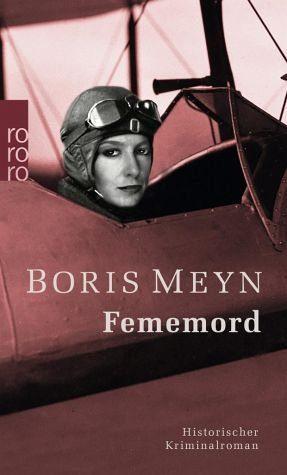Broschiertes Buch »Fememord«
