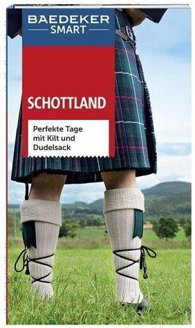 Broschiertes Buch »Baedeker SMART Reiseführer Schottland«
