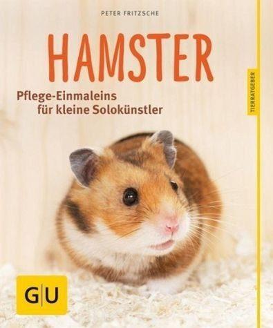 Broschiertes Buch »Hamster«