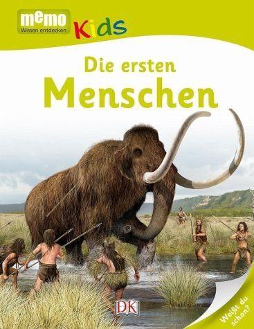 Gebundenes Buch »Die ersten Menschen / memo Kids Bd.22«