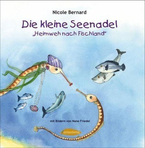 Gebundenes Buch »Die kleine Seenadel. Heimweh nach Fischland«
