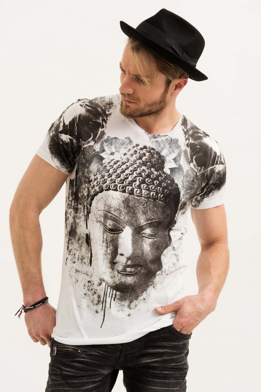 Herren trueprodigy T-Shirt Divine weiß | 04057124039160