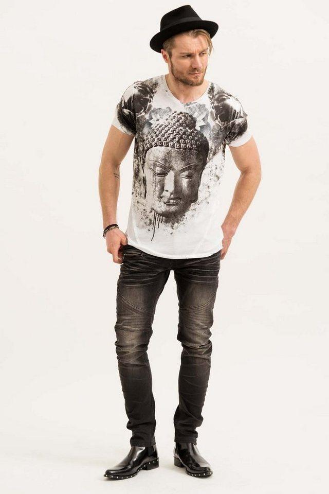 - Herren trueprodigy T-Shirt Divine weiß | 04057124039160