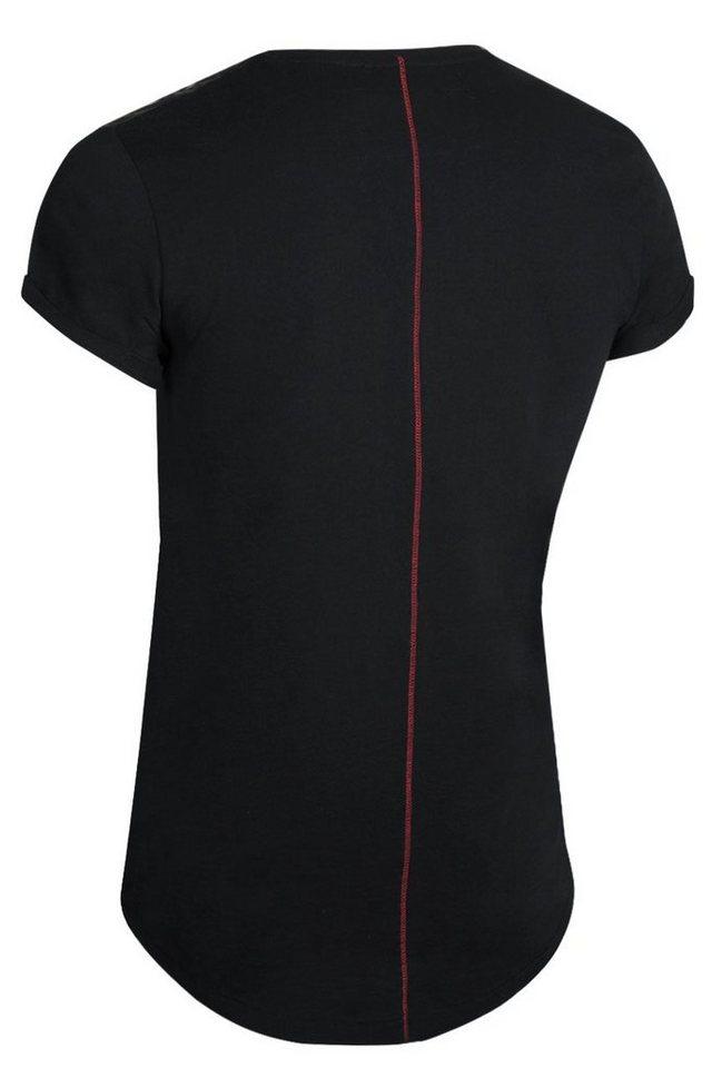- Herren trueprodigy T-Shirt Enter Hell schwarz   04057124031539