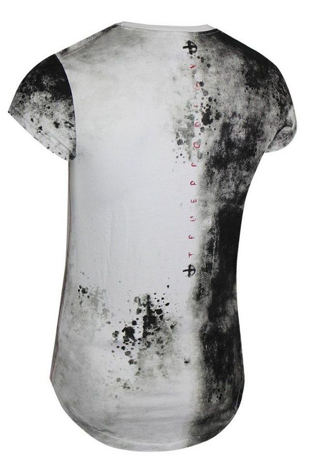 - Herren trueprodigy T-Shirt The Red Seduction schwarz | 04057124027648