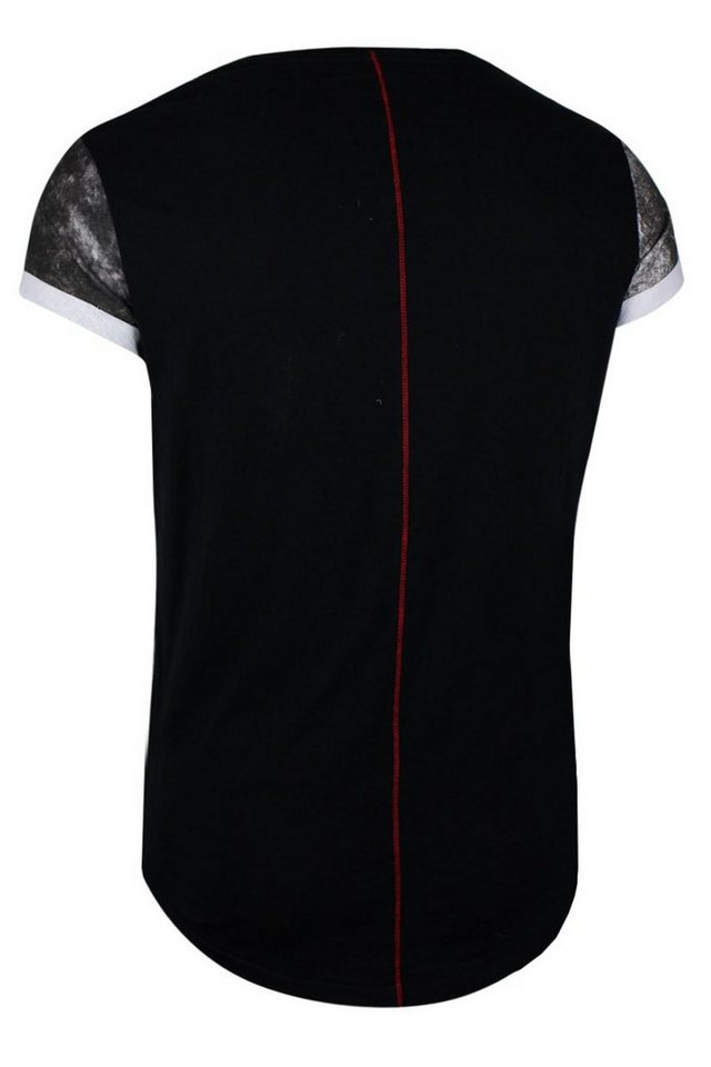 - Herren trueprodigy T-Shirt Raven schwarz | 04057124031591