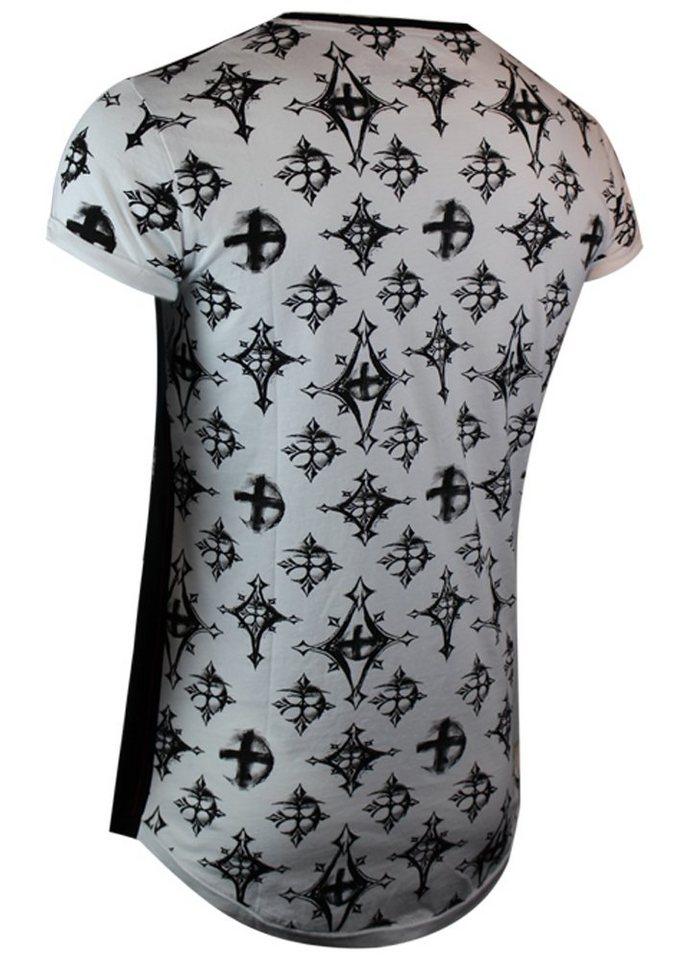 - Herren trueprodigy T-Shirt Crosses schwarz | 04057124020632