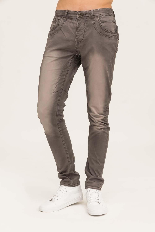 Herren trueprodigy Tapered-fit-Jeans Vex #604 grau   04057124021769