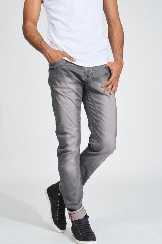 - Herren trueprodigy Tapered-fit-Jeans Vex #604 grau   04057124021769