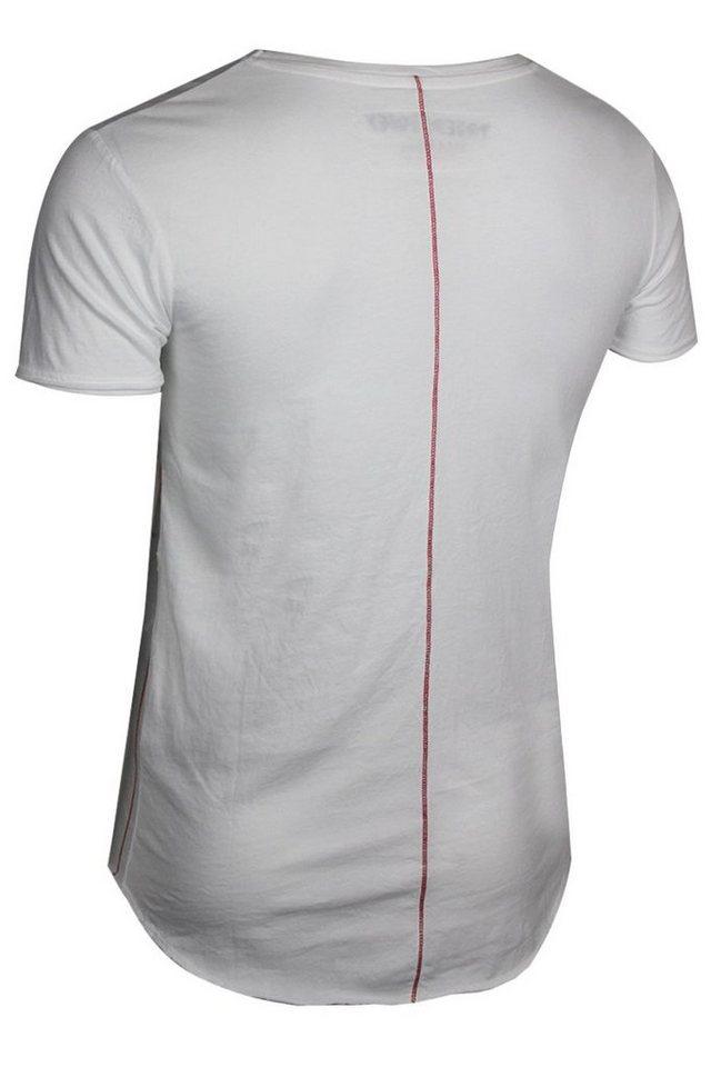 - Herren trueprodigy T-Shirt The Warrior weiß | 04057124029710