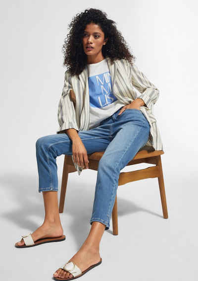 comma casual identity 5-Pocket-Jeans »Hyperstretch-Jeans mit Waschung« Waschung