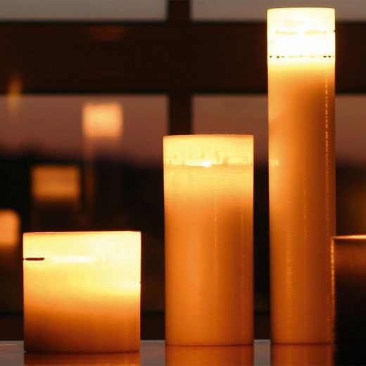 Amabiente Amabiente Kerze COCOON 8x19 cm
