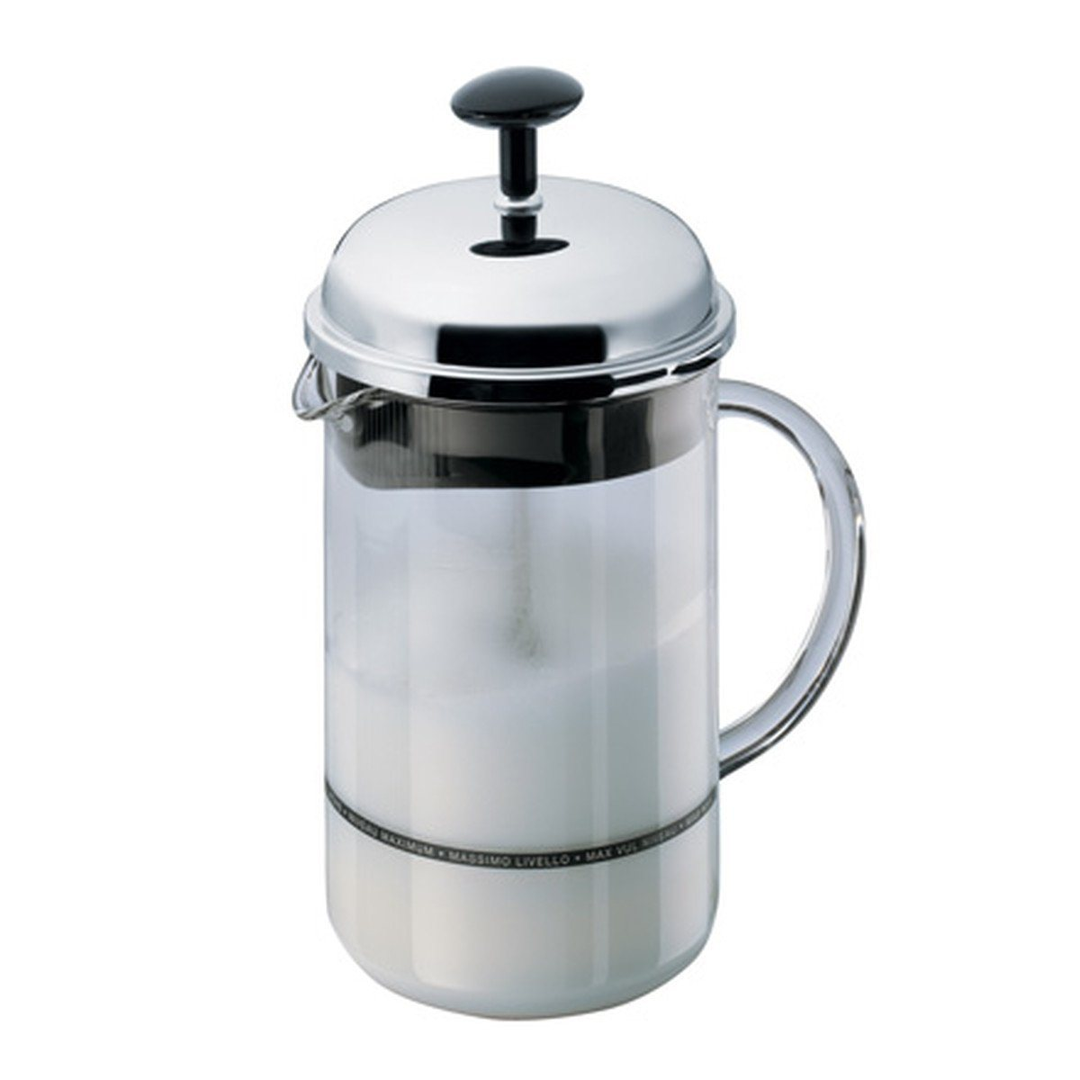 Bodum Bodum Milchaufschäumer CHAMBORD 0.25 L | Küche und Esszimmer > Kaffee und Tee > Milchaufschäumer | Kunststoff | Bodum