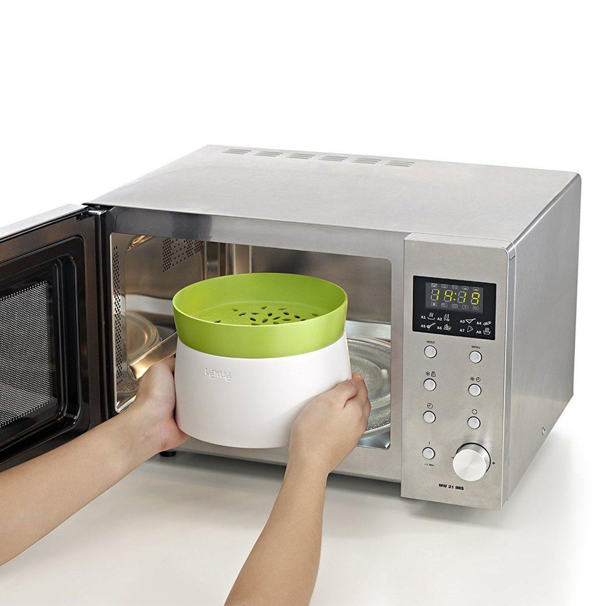 LEKUE Lekue Mikrowellen Getreide- und Reiskocher
