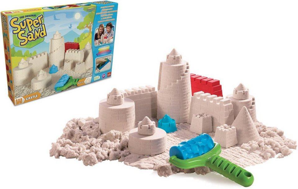 goliath sandspiel super sand castle kaufen otto. Black Bedroom Furniture Sets. Home Design Ideas