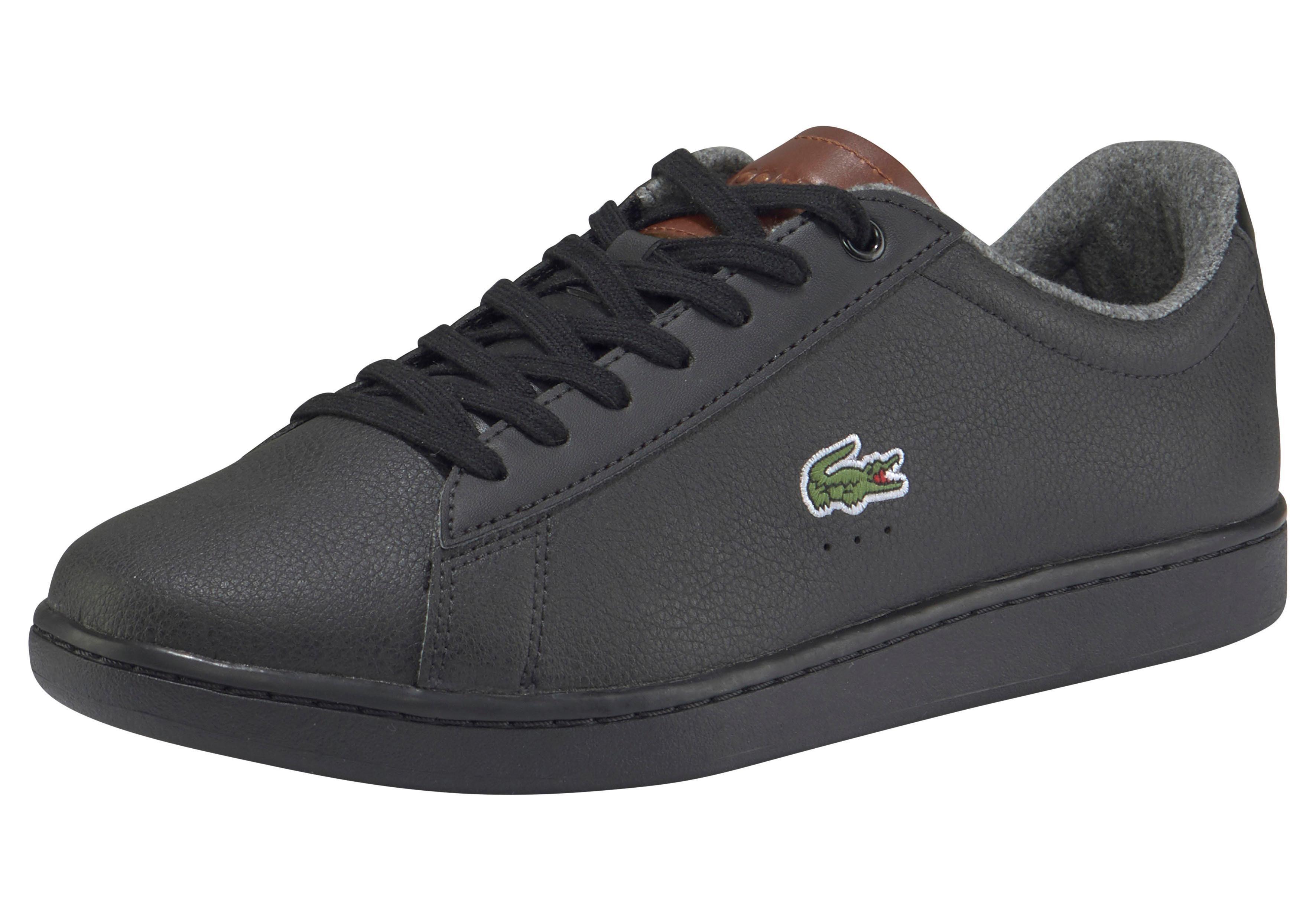 Lacoste Carnaby Evo 318 2 SPM Sneaker kaufen  schwarz-braun