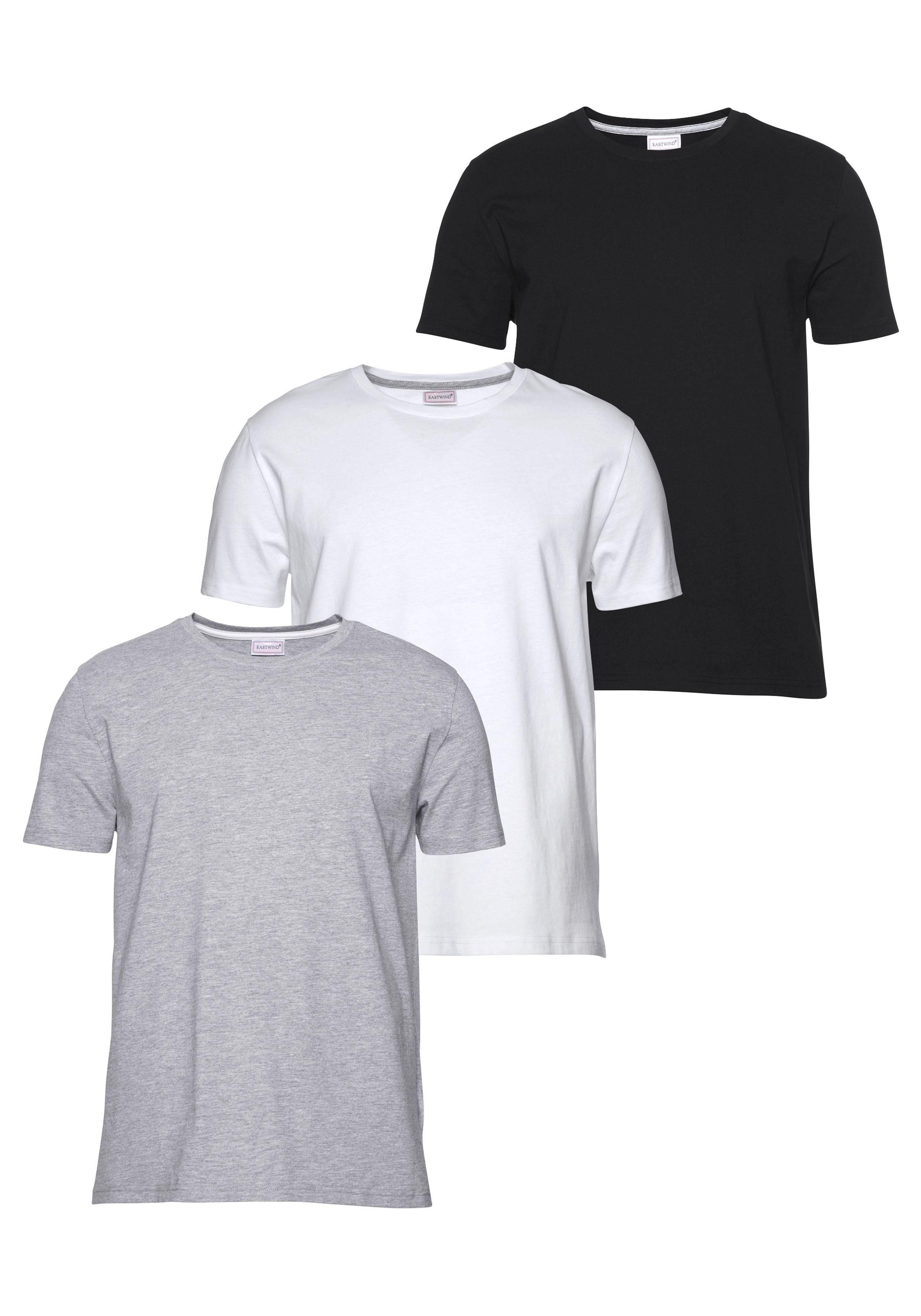 Eastwind T Shirt (Spar Set, 3er Pack), 3er Packung T Shirts von Eastwind online kaufen   OTTO