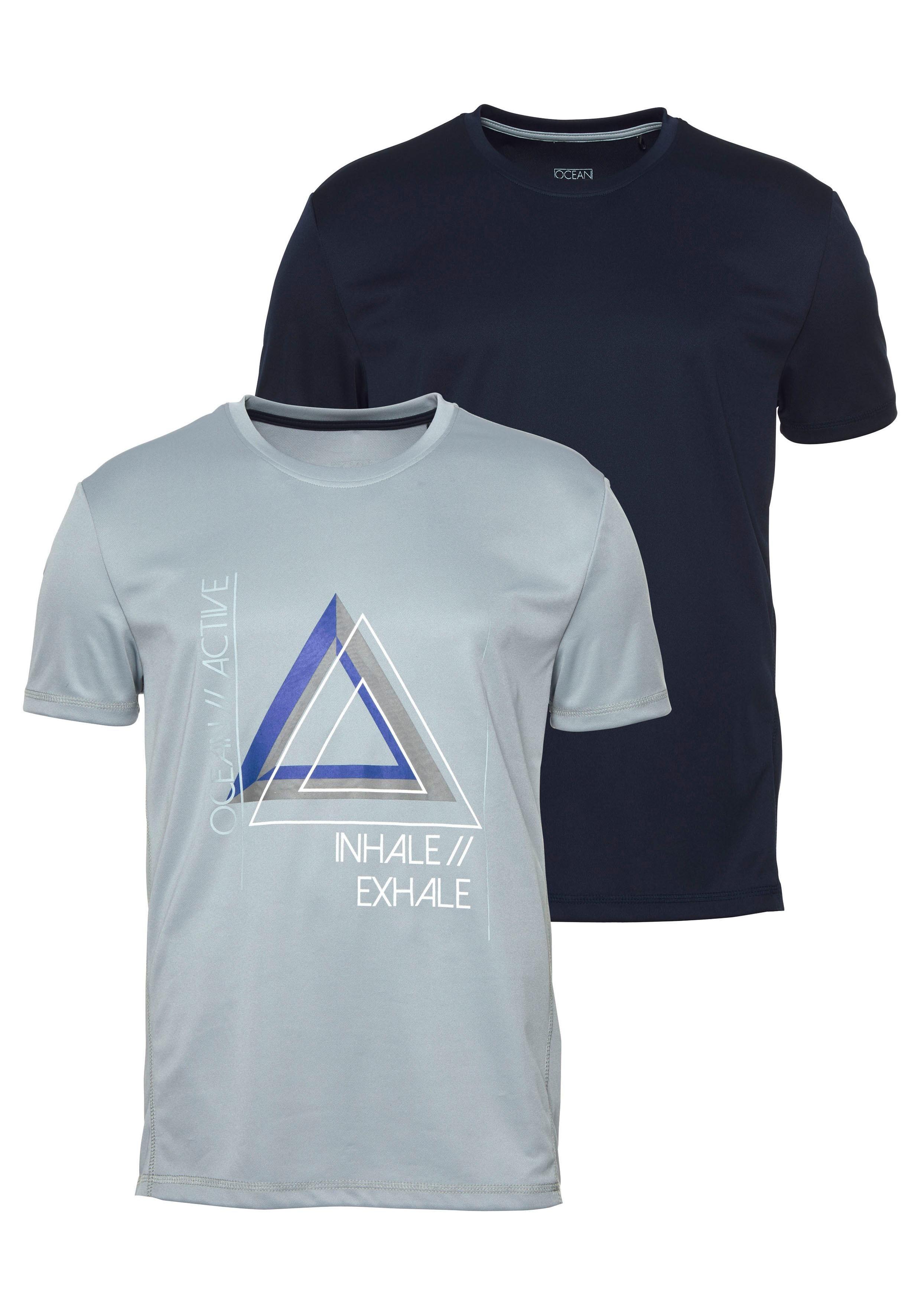 Ocean Sportswear Funktionsshirt (Spar-Set, 2er-Pack) | Sportbekleidung > Sportshirts > Funktionsshirts | Ocean Sportswear