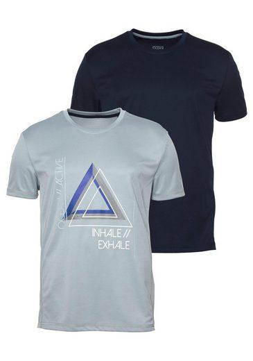 Ocean Sportswear Funktionsshirt (Spar-Set, 2er-Pack)