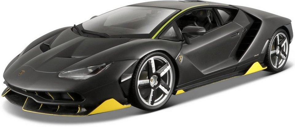 maisto sammlerauto lamborghini centenario 1 18 grau. Black Bedroom Furniture Sets. Home Design Ideas