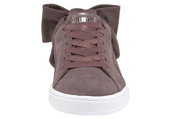 Wn´s« Puma Sneaker Puma »suede Bow »suede xqwHvq1Z