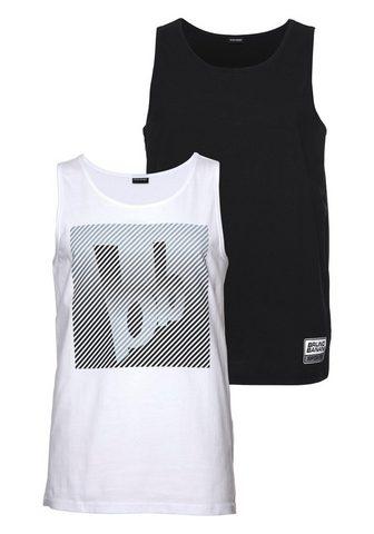 BRUNO BANANI Marškinėliai be rankovių (Spar-Set 2 v...
