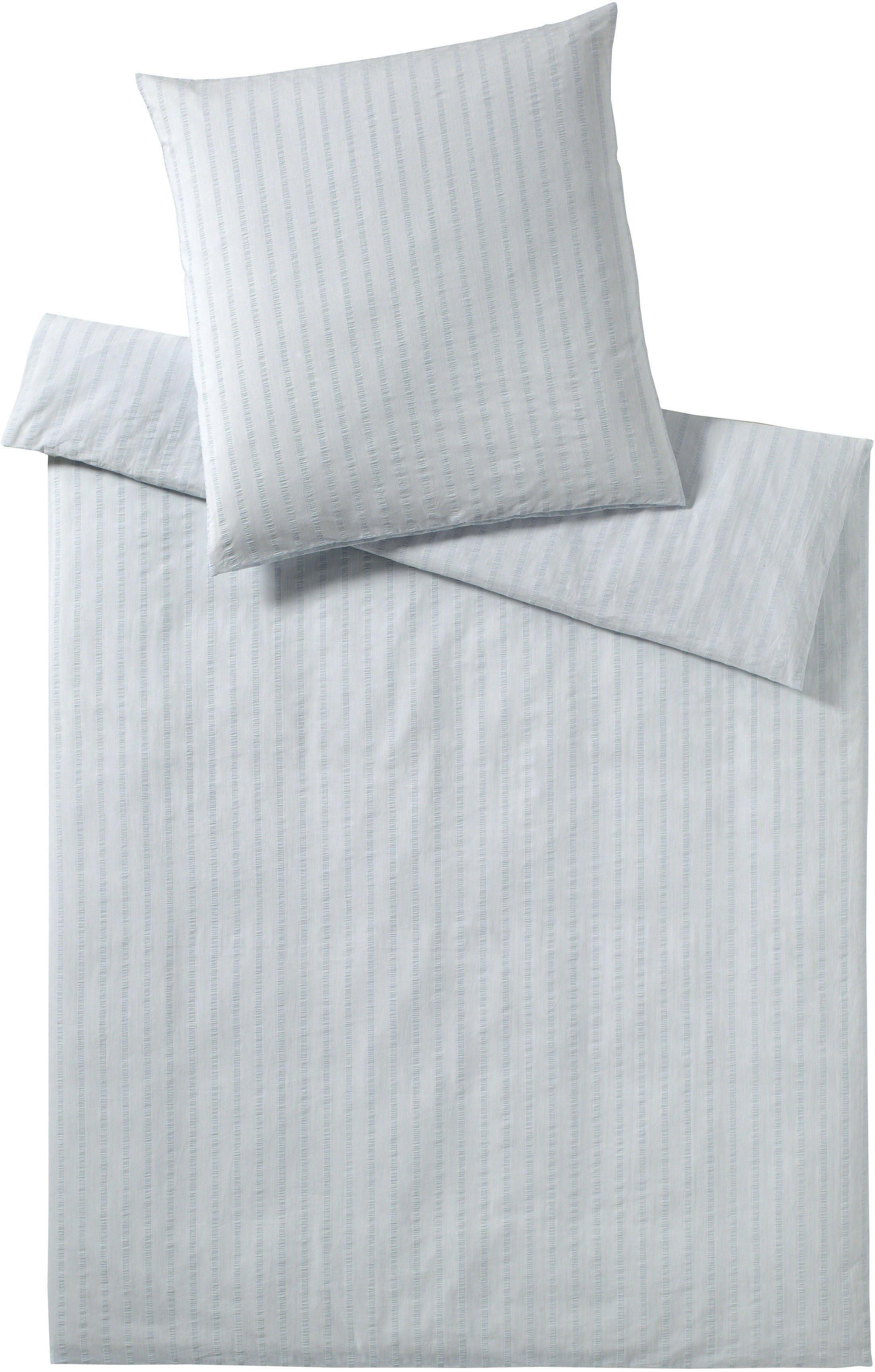 Bettwäsche »Campden«, , mit Streifen