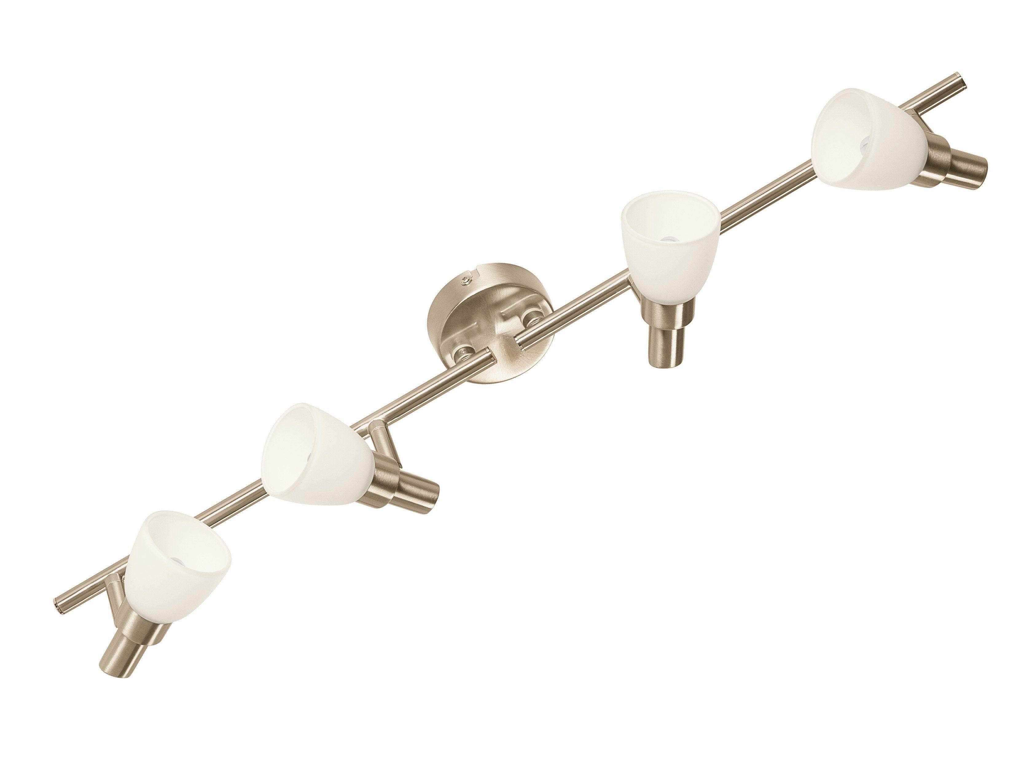 Osram Wand- / Decken-Leuchte, G9 »LED SPOT 4x2 W 827«