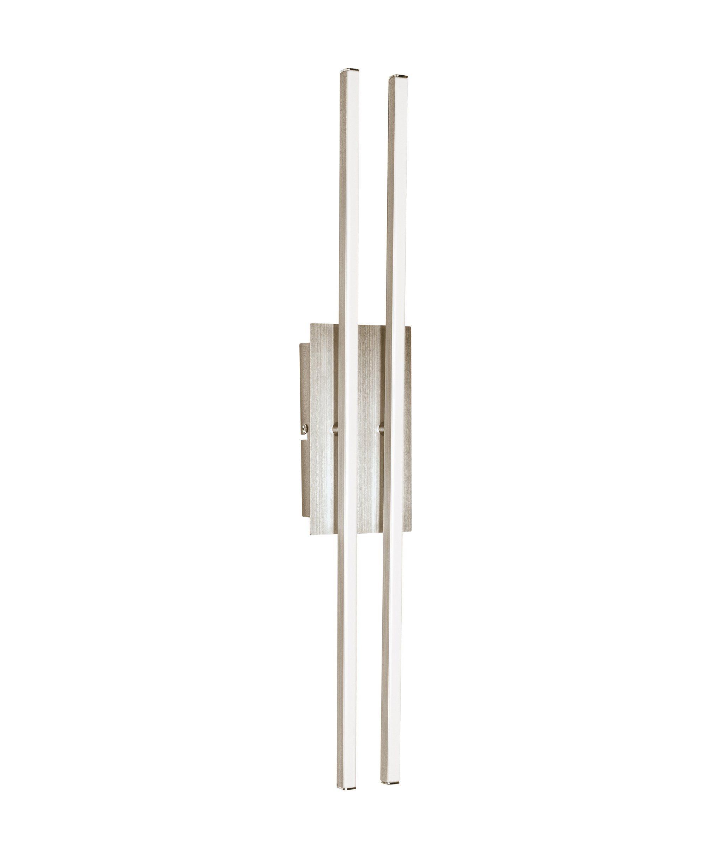 Osram Deckenleuchte mit LED-Streifen »LED STRIPE TWIN 600+600 18 W 830« | Lampen > Deckenleuchten > Deckenlampen | Aluminium - Polycarbonat | Osram
