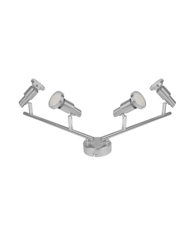 Osram Wand- / Decken-Leuchte für LED-Reflektorlampen »LED SPOT 4x3 W 827«
