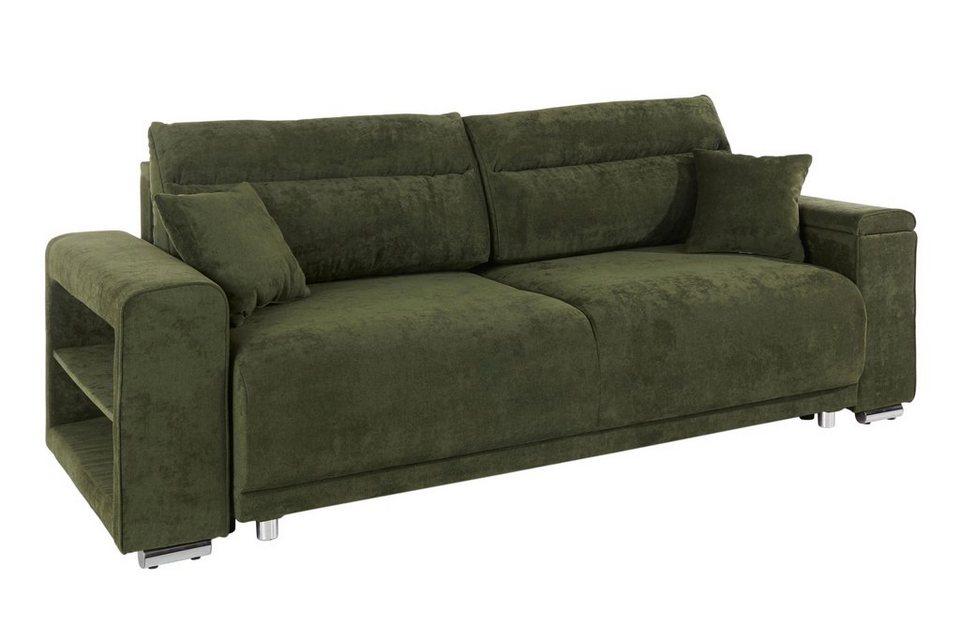 heine home Sofa Armlehnen mit Stauraum kaufen | OTTO