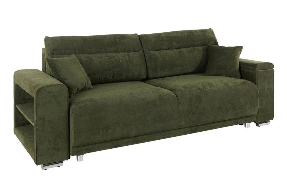 Heine Home Sofa Armlehnen Mit Stauraum Kaufen Otto