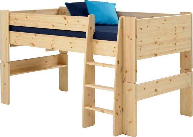 STEENS Hochbett »FOR KIDS« mit Leiter, in verschiedenen Farben