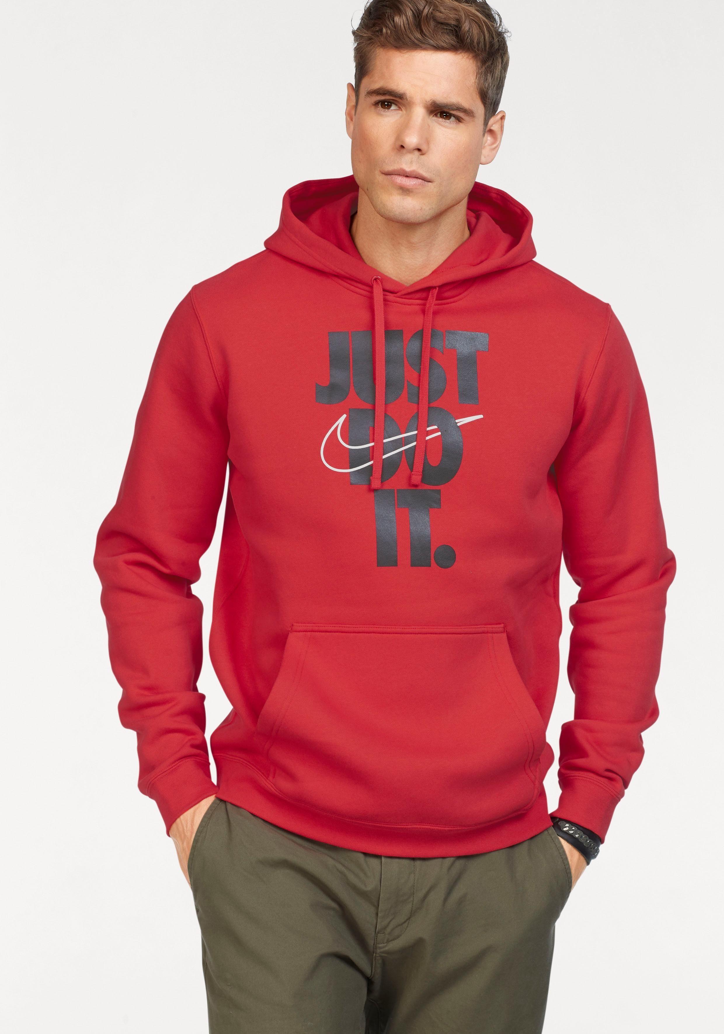 Nike Sportswear Kapuzensweatshirt »NSW HBR HOODIE PO FLC JDI« online kaufen | OTTO