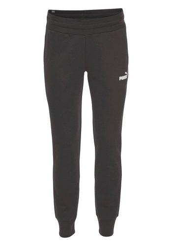 - Damen PUMA Jogginghose ESSENTIAL SWEAT PANTS CLOSED TR schwarz | 04059506778308