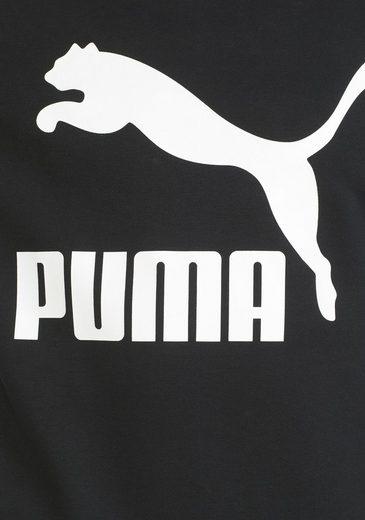 Hoody »classics T7 Tr« Kapuzensweatshirt Puma Logo 4wOAnf7x