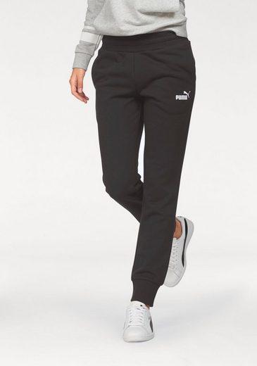 PUMA Jogginghose »ESSENTIAL SWEAT PANTS CLOSED TR«