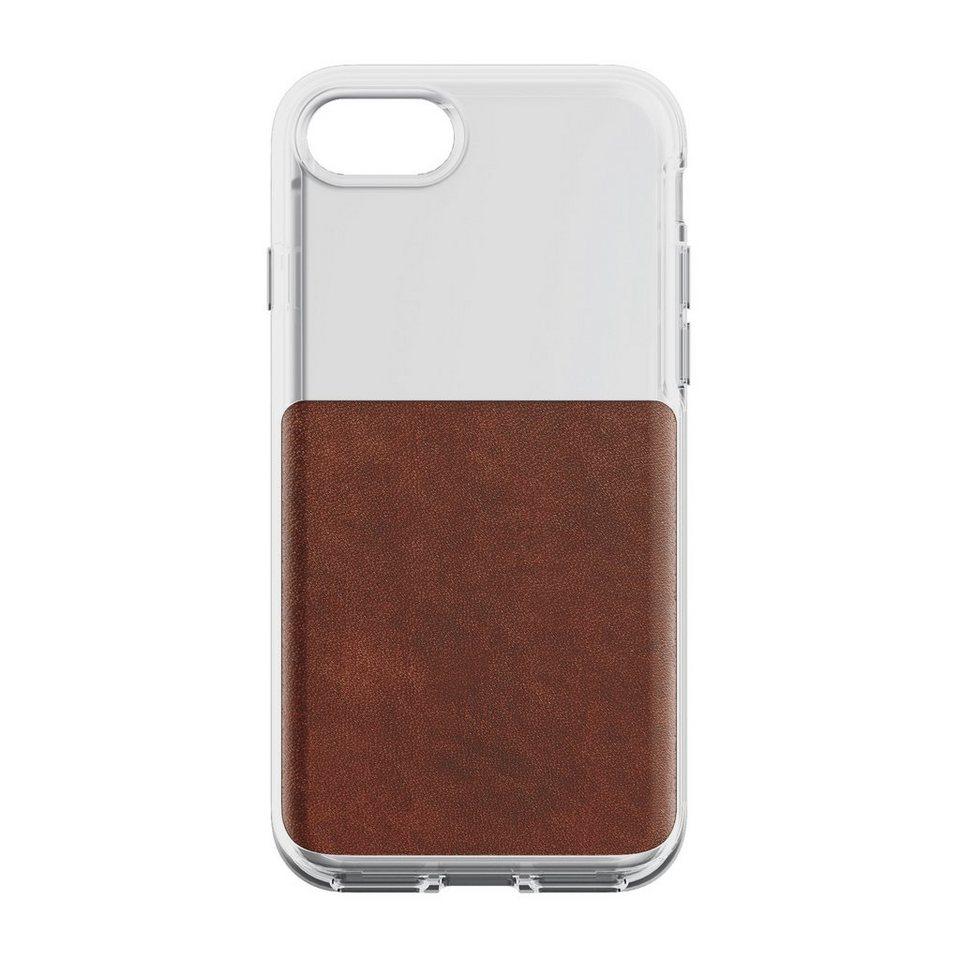 nomad schutzh lle f r iphone 7 und 8 clear case 8 7 online kaufen otto. Black Bedroom Furniture Sets. Home Design Ideas