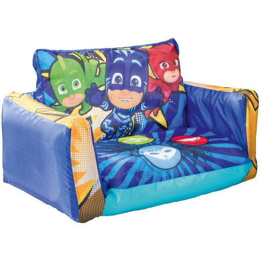 WORLDS APART Flip Out Sofa, PJ Masks, ausklappbar