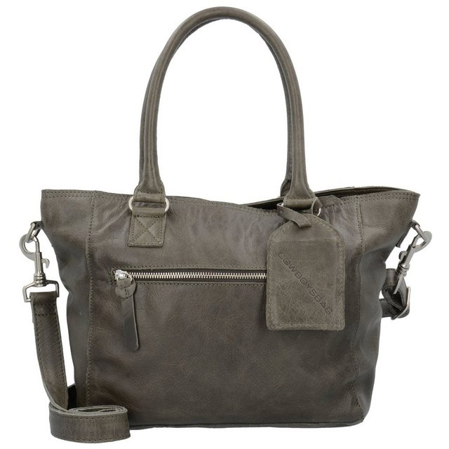 Cowboysbag Bag Barrow Schultertasche Leder 28 cm