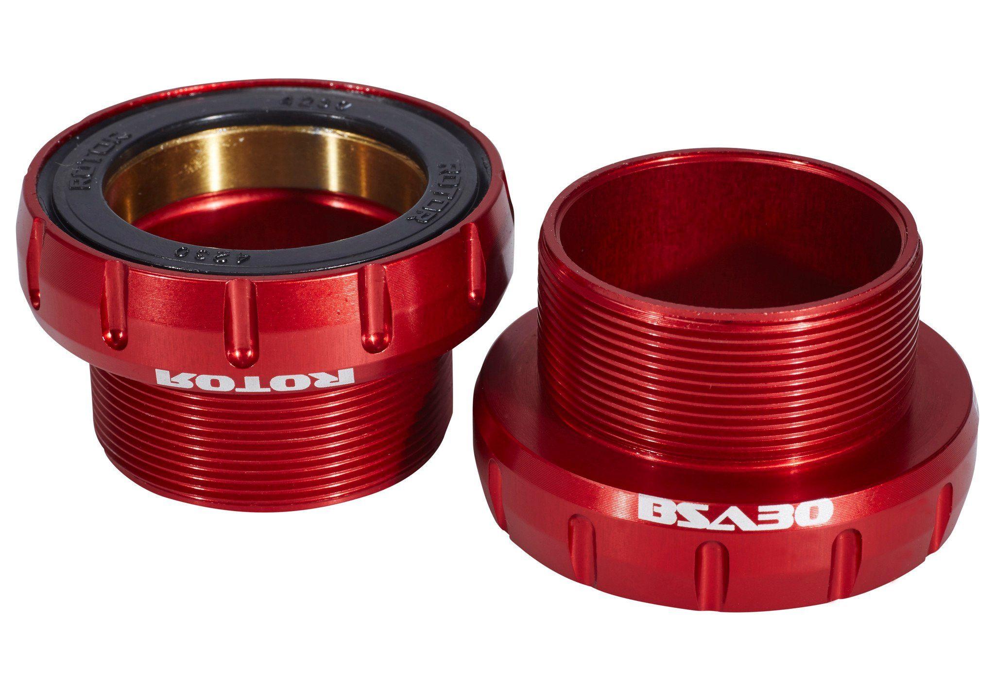 Rotor Innenlager »BSA30 Road/MTB Innenlager 68/73mm Keramik«
